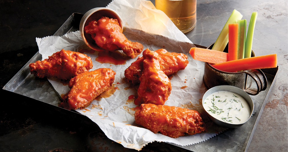 Claim Jumper Wings
