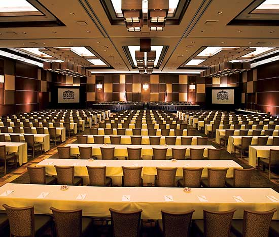 Grand Ballroom -  - Golden Nugget Las Vegas