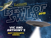 Vic-and-Anthony's Lagniappe Award 2019
