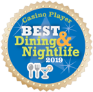 Casino Player Best Dining and Nightlife 2019 Golden Nugget Lake Charles