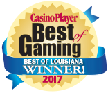Casino Player Best of Gaming Winner 2017 - Table Games