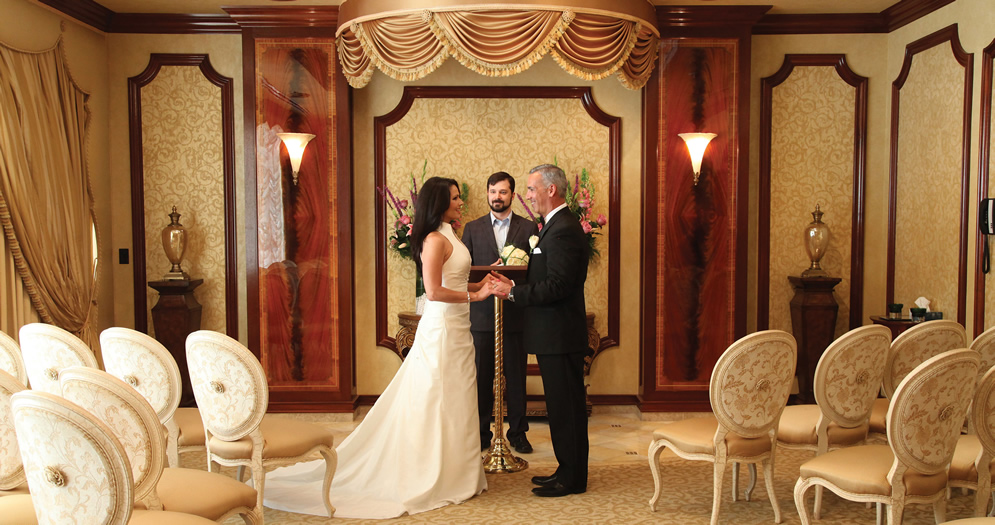 Golden Nugget Wedding Chapel