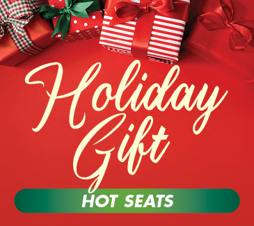Holiday Gift Hot Seats