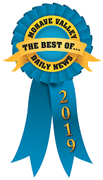 Mohave Valley Daily News Best Of Award