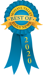 Mohave Valley Daily News Best Of Award 2020